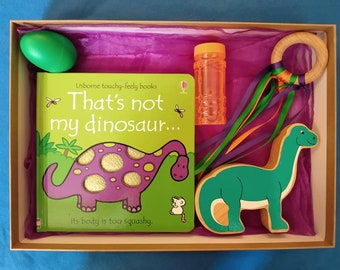 Dinosaur Baby Sensory Box
