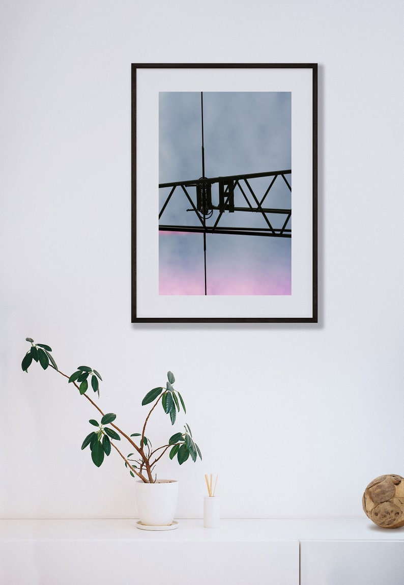 modern wall art print abstract home wall decor Large photography wall art print