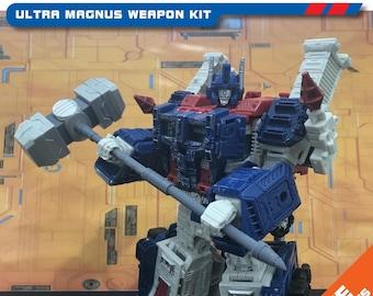 WFC Ultra Magnus Weapon Kit