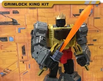 Studio Series Grimlock - King Kit