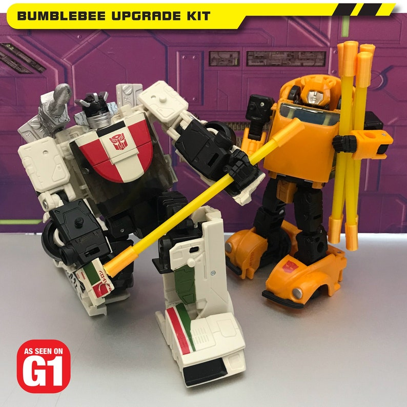 WFC Bumblebee Upgrade Kit image 0