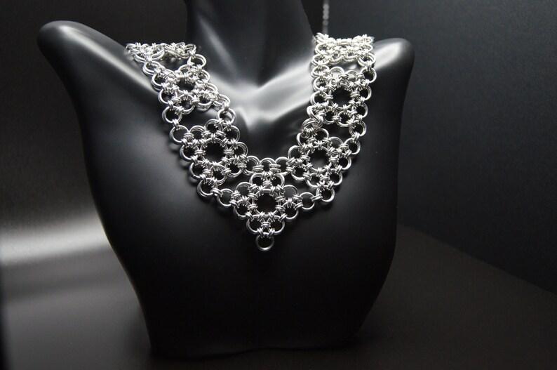 Japanese 12 in 2 V necklace