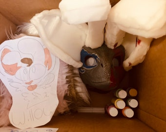 raptor mask kit