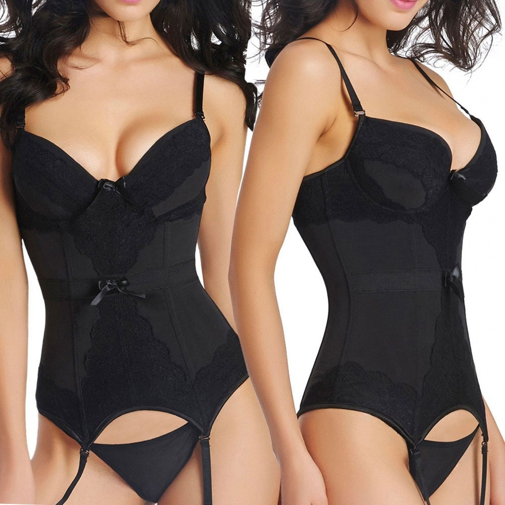 Sultry Fitted Bustier