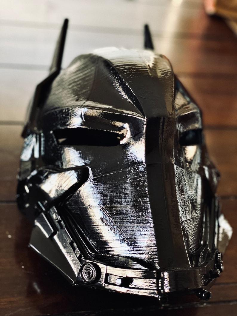 Batman Arkham knight helmet cosplay