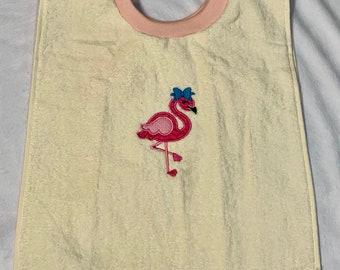 ToddlerADULT Long Terry Towel Bib
