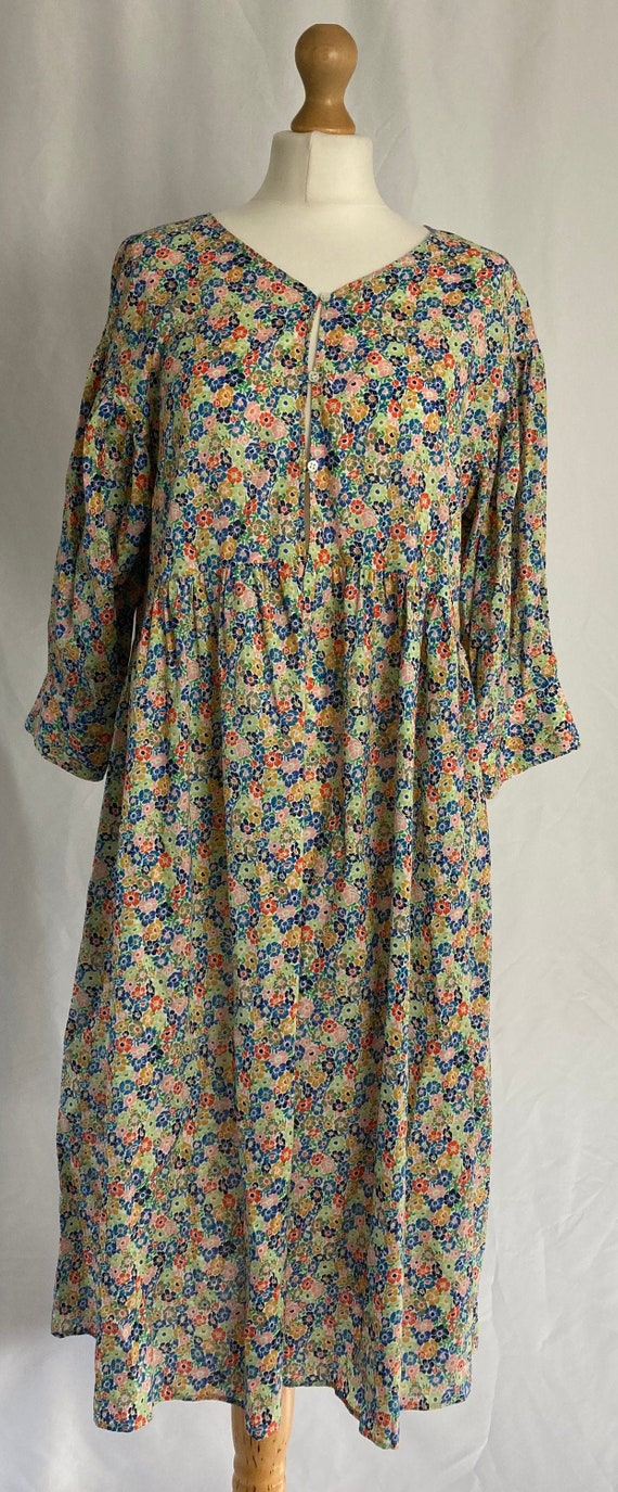 Arket Vintage Inspired Prairie Dress