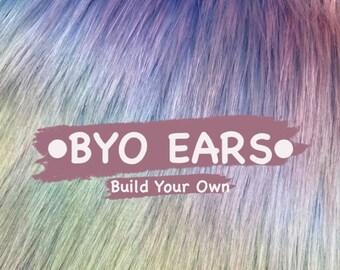 BYO Ears (please read description)
