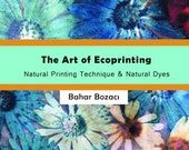 The Art Of Ecoprinting-Hardcover Book