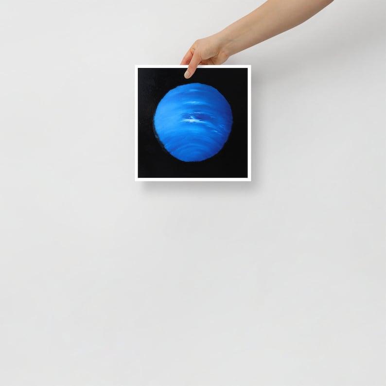 Neptune Digital Print