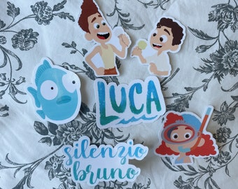 luca sticker pack
