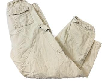 VINTAGE CARHARTT PANTSfaded grey Carharttpaint marked pantswork pantscarhartt workpantsfab208nycfab208boho work pantscanvas pants