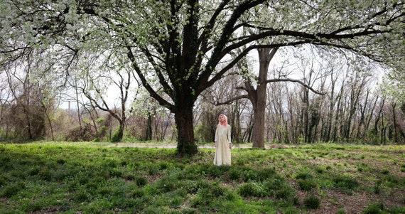 Gunne Sax inspired 70's prairie dress - image 3