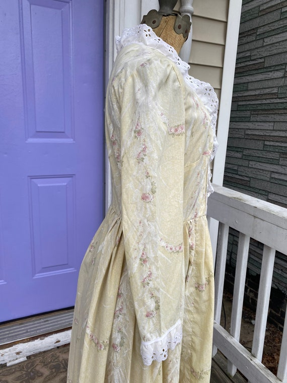 Gunne Sax inspired 70's prairie dress - image 4