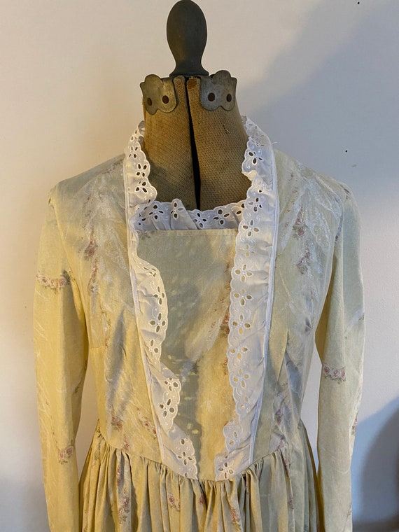 Gunne Sax inspired 70's prairie dress - image 2