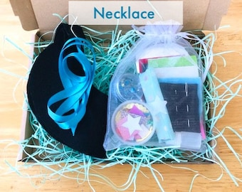 The 'Top Up' box - The necklace kit