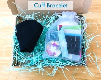 The 'Top Up' box - The Cuff Bracelet Kit