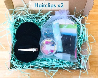 The 'Top Up' box - The Hair Clips Kit