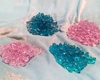 Resin Crystals *Choose your own color!*