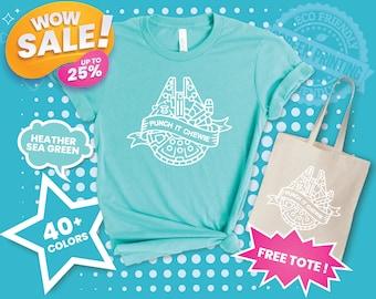 Punch It Chewie Disney Shirt, Star Wars Disney Shirt, Chewbacca Shirt, Starwars Shirt, Galaxy's Edge T-shirt, Disney Family Shirt 2020