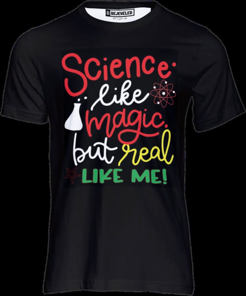 Science Like Magic but Real