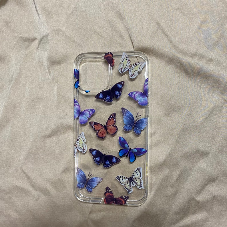 Butterfly iPhone 12  iPhone 12 Pro  iPhone 12 Pro Max case