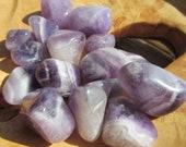 Amethyst Small / Medium Tumbled Stone T53 photo