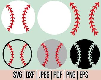 Baseball SVG - Baseball SVG for Cricut cutter, baseball png, Baseball Silhouette design,