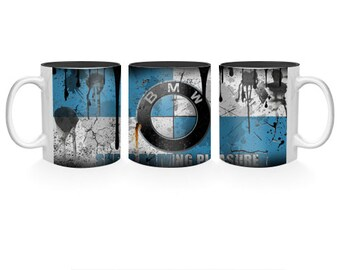 Mug van - ceramic WG combi