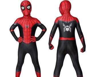 All Age Halloween Cosplay Spiderman Marvel Costume Unisex - Child / Adult