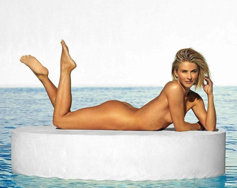 Julianne Hough Babe Model Candid Girl 8.5x11 Photo Celebrity Print 9611