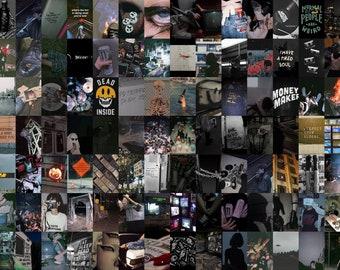 Grunge Decor Etsy Aesthetic, aesthetics, art, bedroom, cactus, converse, denim, desk, pale, plants, room, soft grunge, travel, aliencreature. grunge decor etsy