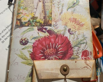 Handmade junk journal theme: pride and prejudice
