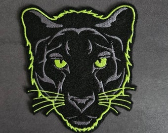 Panther Head, Patch, Application