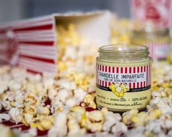 Popcorn Candle - Funky