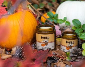 Candle Chaï latte pumpkin - Funky