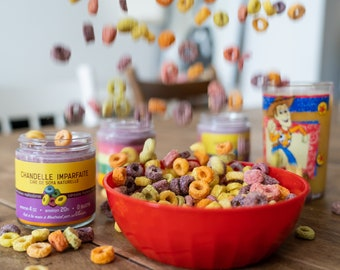 Candle Fruity Cereals - Funky