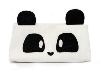 Leather faux panda kit