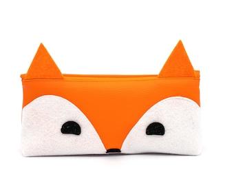 Leather faux fox kit