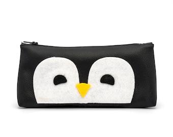 Leather faux penguin kit