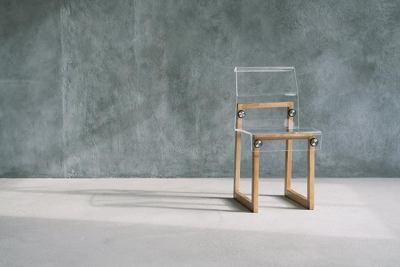 Transparent chair image 0