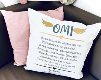 Gift Mother's Day, Grandma gift, Pillow for Favorite Grandma, Pillow for Mom, Mother's Day Pillow, Pillow for Favorite Man