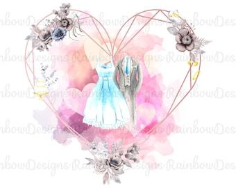 Wedding Planning Sublimation Design, Wedding Mug, Wedding Gift, Mug Template Download
