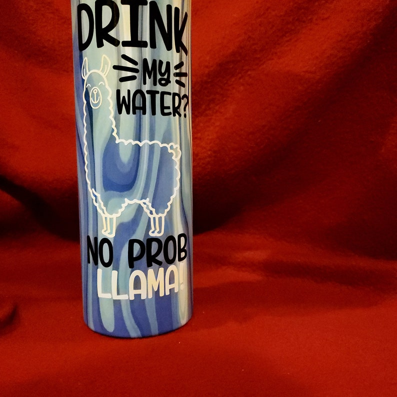 sassy sayings Insulated water bottle