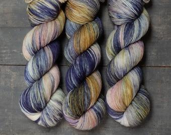 DENIM LOVE - Luxury Socks hand-dyed 100g