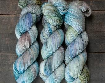 CALM FAIRWAY - NatureSocks 100g hand-dyed