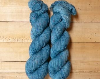 DARK SKY - Tweed sock yarn 100g 4x