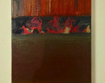 Dormant Flame