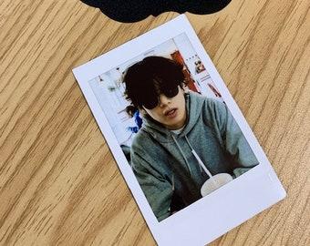 WandaVision b/&w Instax mini Polaroids