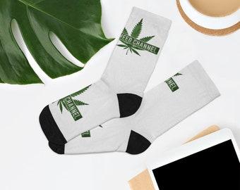 U.S. WEED CHANNEL Socks